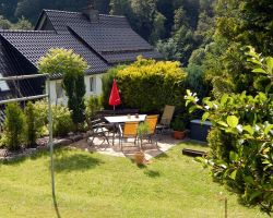 Sitzecke-Garten